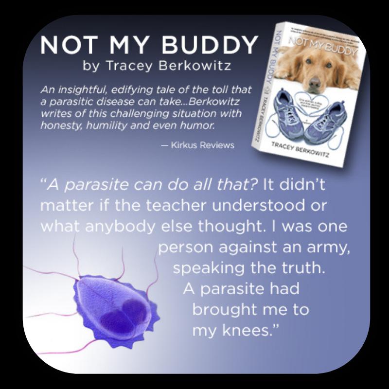 Tracey Berkowitz, Not My Buddy