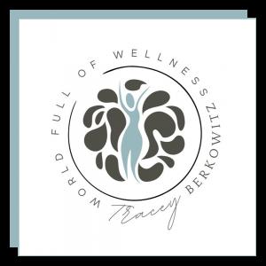 Tracey Berkowitz World of Wellness Logo